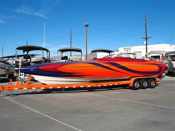 Used 2005 Eliminator 380 Eagle Ep Lake Havasu City Az 86403 Boattrader Com High Performance Boat Boat Wraps Power Boats