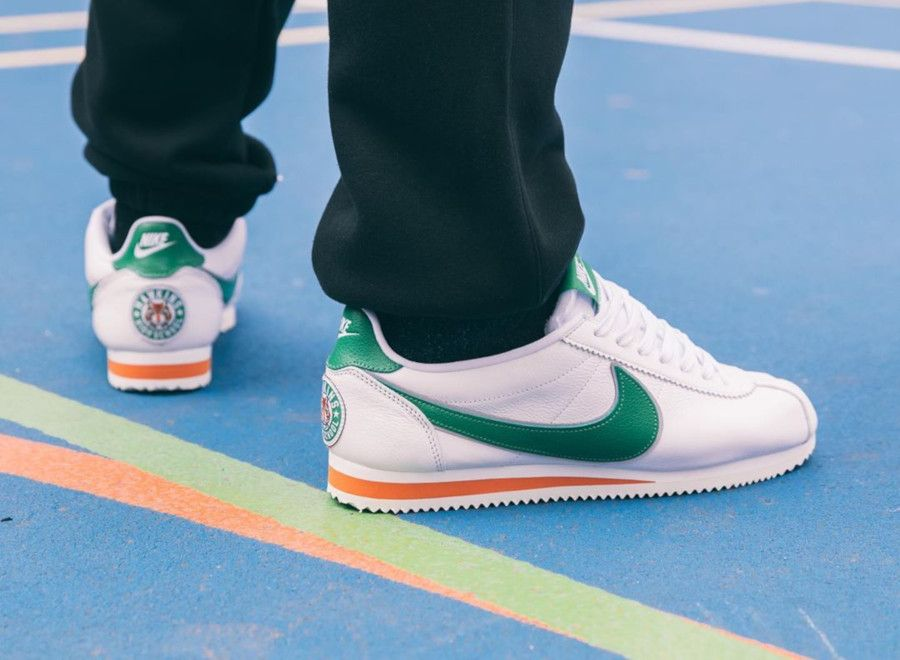 Nike Cortez Stranger Things 'Tiger' Hawkins High (2019