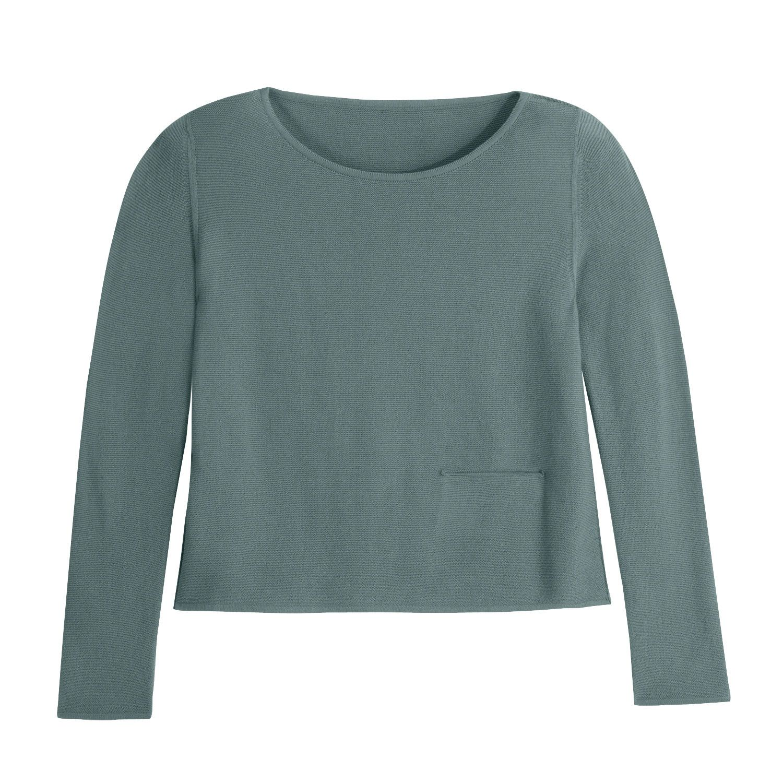 Kurzpullover, ice blue | Baumwolle kaufen, Mode, Baumwolle