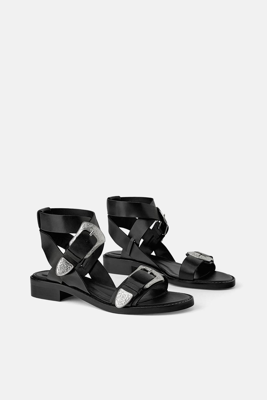 Nouvelle collection de chaussures Topshop SLOANE Sandales