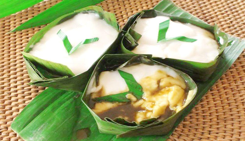 Kue Jojorong Khas Banten Makanan Kue Resep Kue