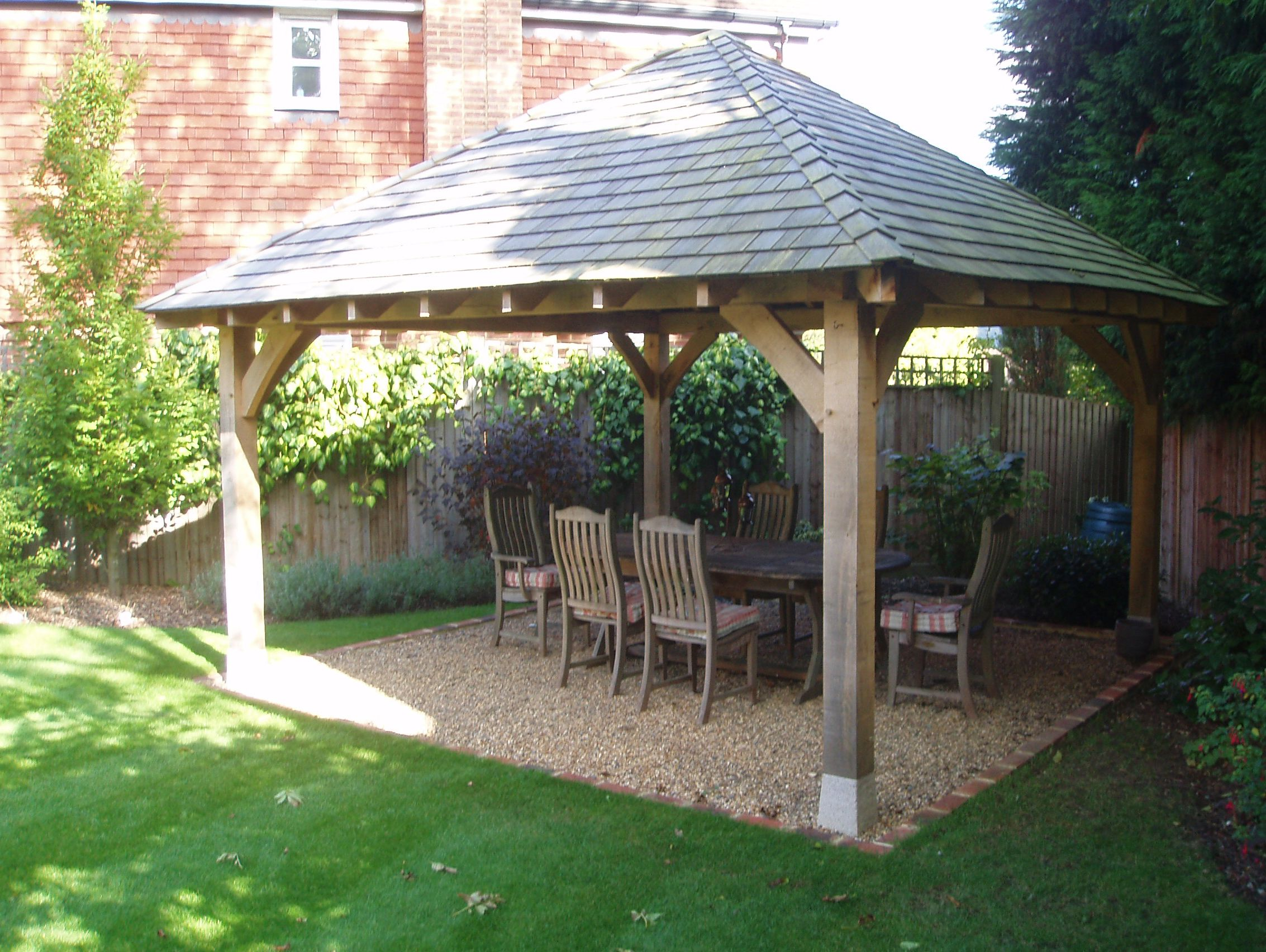 Charming The Bespoke Pergola Archway That Leads To A Hidden Garden Room Will Add  Zest And Interest