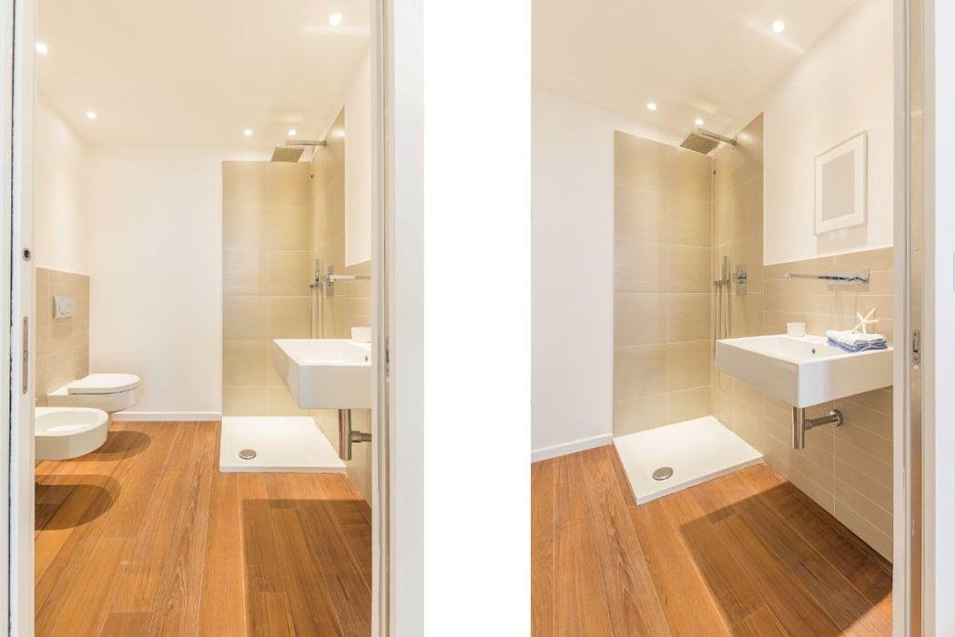 Bagno Stile Minimalista : Stili bagno guida fotografica per scegliere arredi e rivestimenti