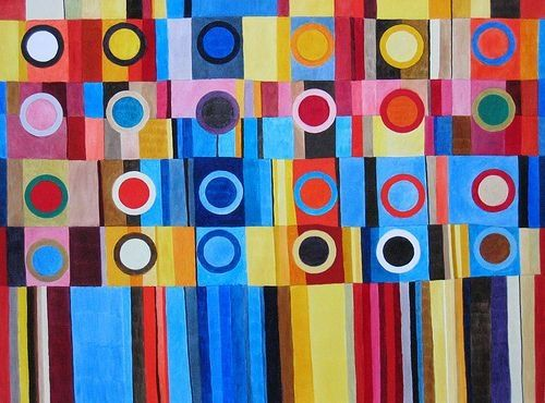 Simple Abstract Art For Beginners