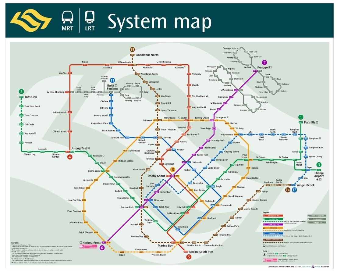 Transportation in Singapore | Paspor Indonesia travel blog | Public