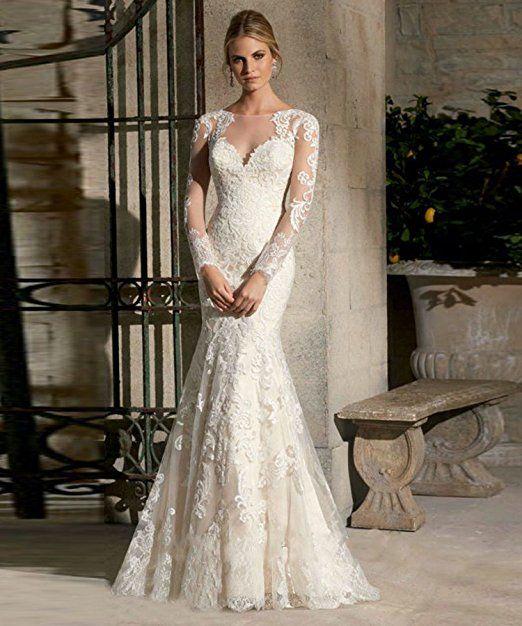 Hochzeitskleider zu kaufen