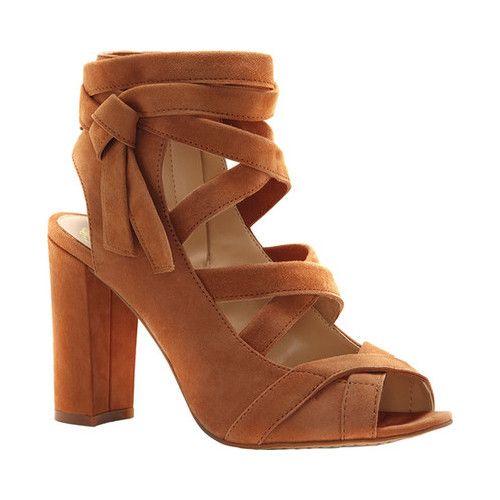 8b69de7625de Women s Vince Camuto Sammson Block Heel Sandal - Maple Brown True Suede  Heels