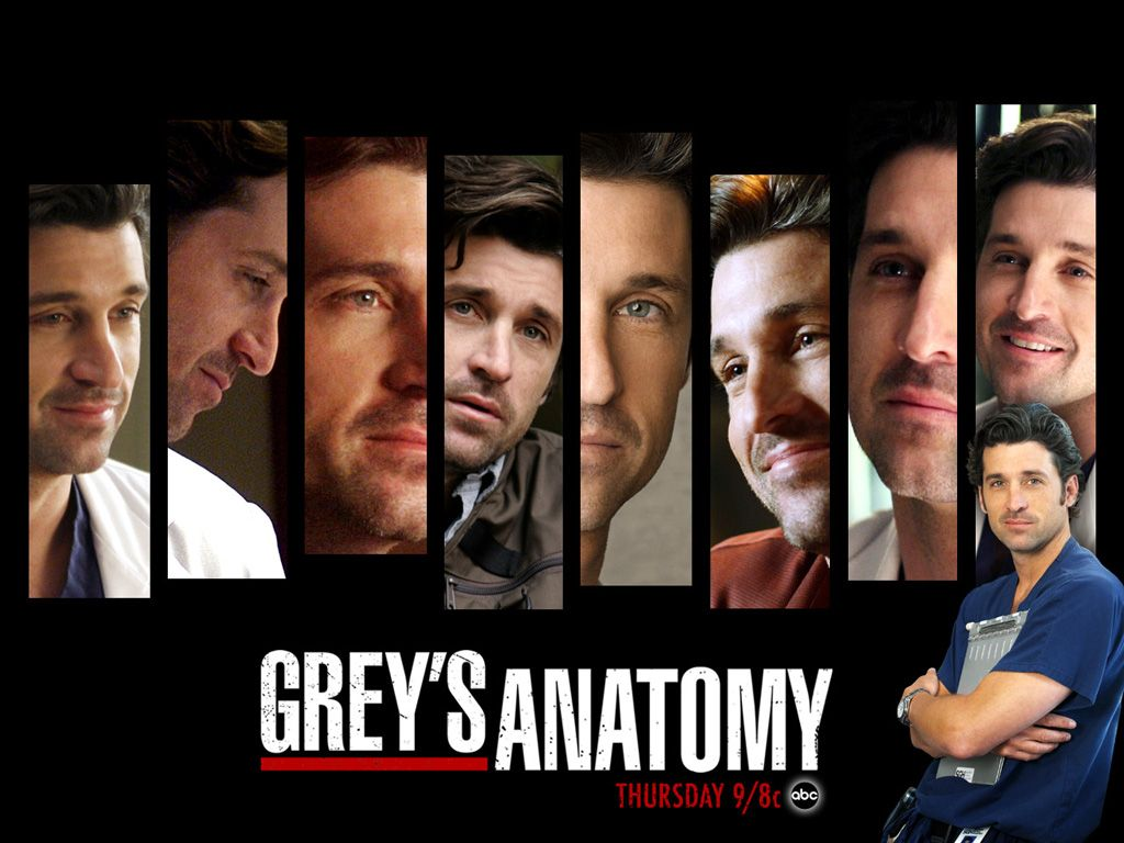 Desktop Wallpaper-s > TV Shows > Grey\'s Anatomy (TV Series), 2005 ...