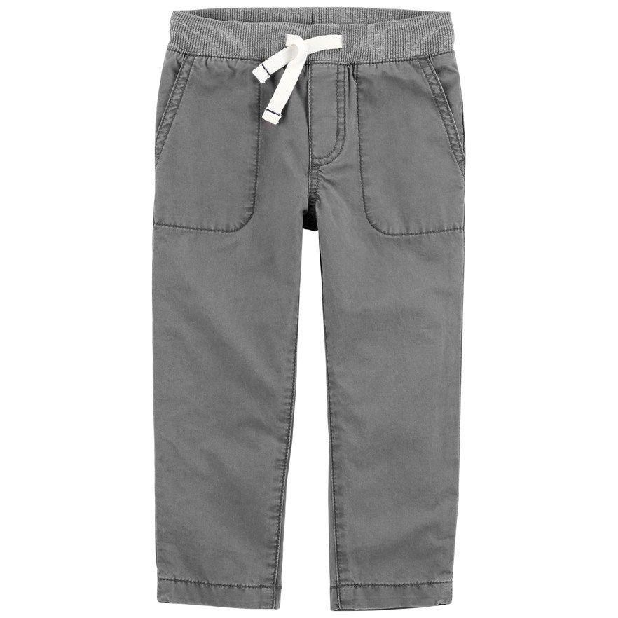 Carters Baby Boys Utility Jogger Pants Size - 3 Months Khaki