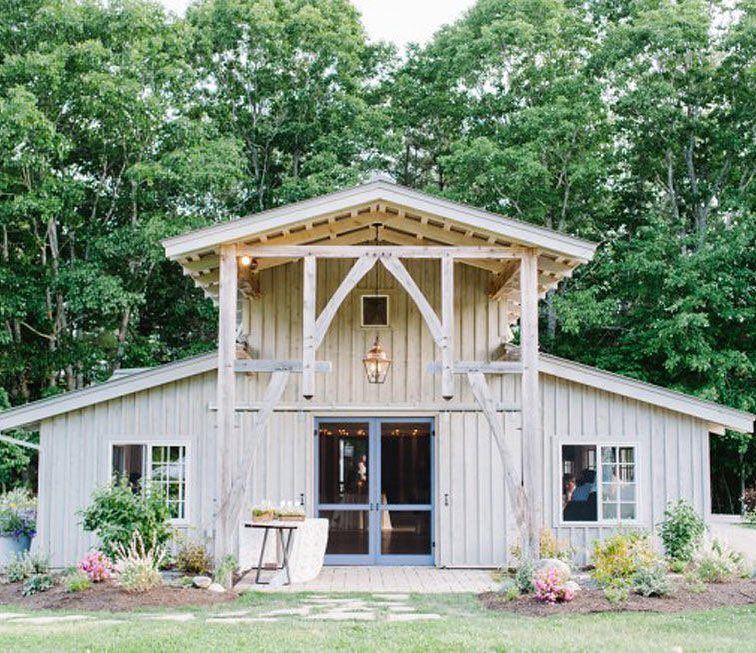 Wiscasset Maine. Picture-perfect Rustic