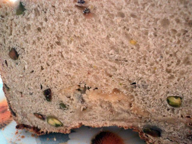 Pan de plátano y chocolate blanco   Olor a hierbabuena