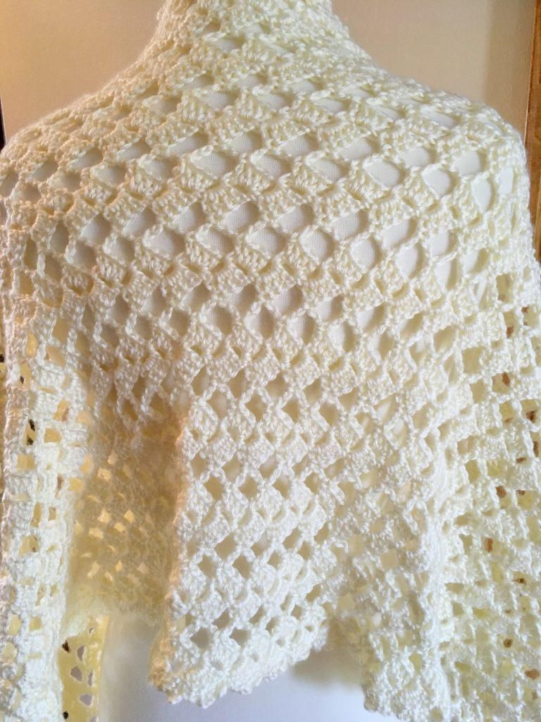 Beautiful Occasions Evening Shawl