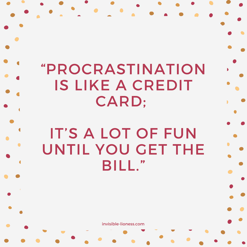 The Best Inspiring Quotes About Procrastination Procrastination Quotes Grad Quotes Intuition Quotes