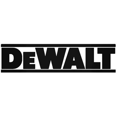 Dewalt Compensator 5140007 10 Laser Part Logo Sticker Logos Dewalt