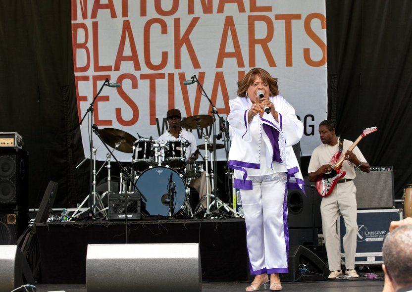 FAMILY EVENTS. National Black Arts Festival
