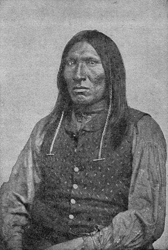 Comanche Indians | Comanche Indians: Chief Ho-Wear - Comanche ...