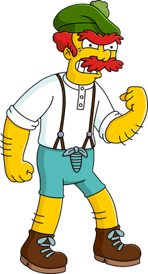 Groundskeeper Seamus Wikisimpsons The Simpsons Wiki In 2020 The Simpsons Simpson Simpsons Characters