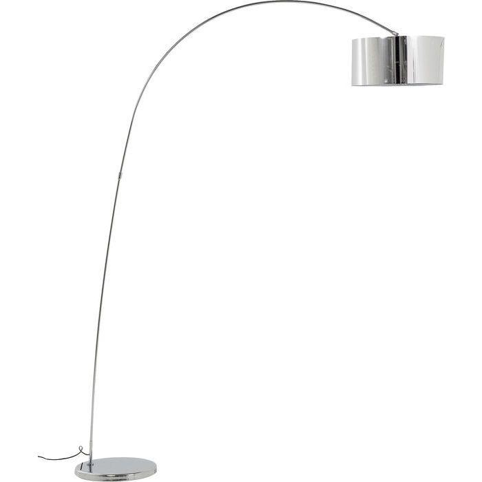 Floor Lamp Gooseneck Chrome Kare Design Floor Lamp Lighting