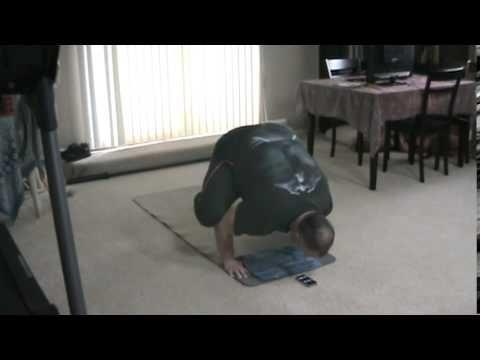 ddp yoga 1 minute black crow  ddp yoga yoga 1 yoga
