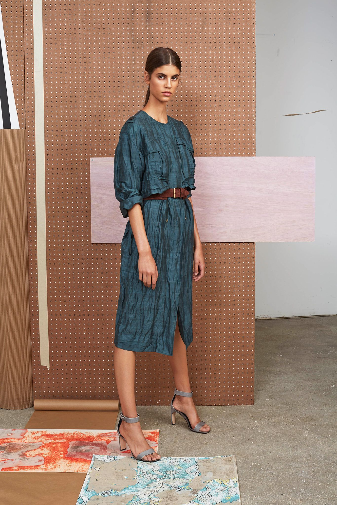 Derek Lam 10 Crosby Spring 2015 Ready-to-Wear - Collection - Gallery - Look 1 - Style.com