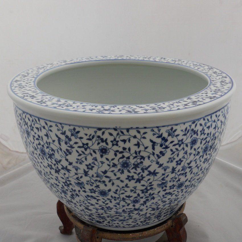 Blue and white ceramic flower pot wryhc04 buy flower potblue ceramic flower pots ceramic flower pot wryhc04 buy flower potblue white ceramic pot mightylinksfo