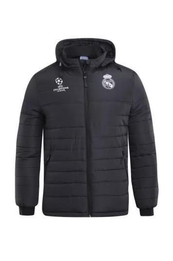 9c112fca4f2e Real Madrid C.F. Football club 2018 - 19 Adidas Champions League feather  Jacket Cotton padded coat TOP TRACKSUIT FÚTBOL CALCIO SOCCER CLUB FUSSBALL  BNWT