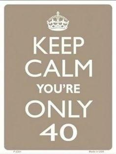 Beroemd Image result for 40 jaar man gefeliciteerd | Happy birthday - 40th &MW11