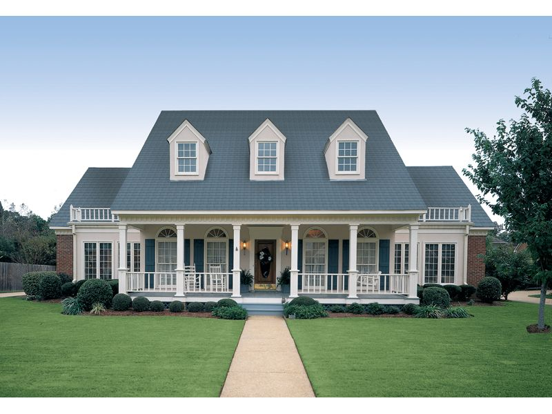 southern charm house plans