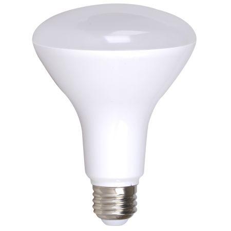 Greenwatt; Electrical; G-L4-BR30DU-8W-2700K;2-Pack, White