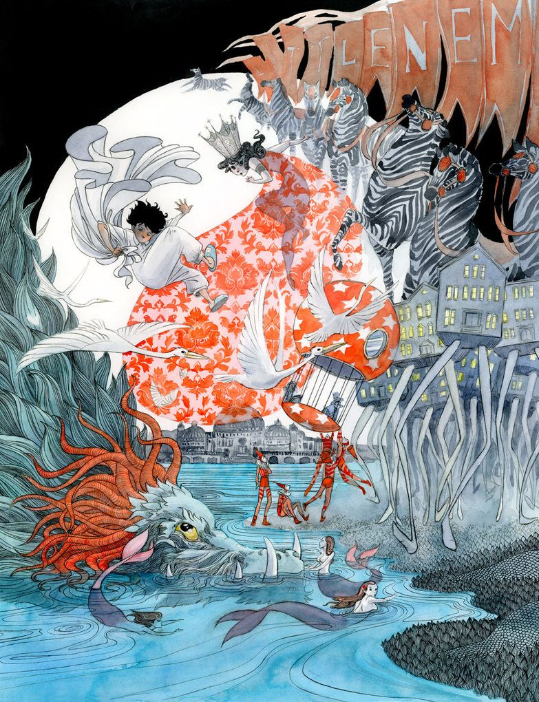 Little Nemo in Slumberland by reneenault on DeviantArt