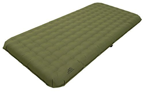 awesome ALPS Mountaineering Velocity Air Bed