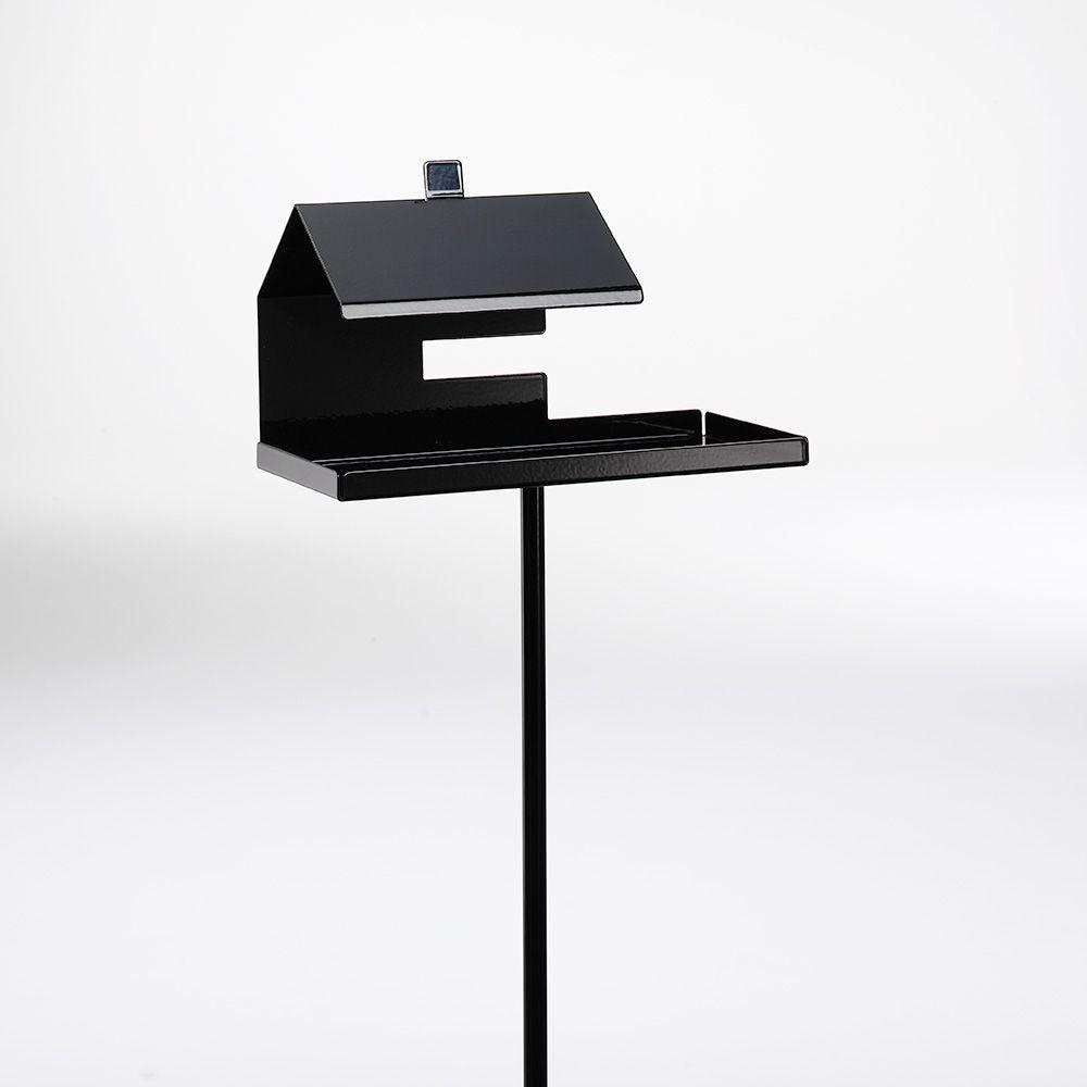 Pip Pip Lintulauta, Musta - Stina Sandwall - SMD Design - RoyalDesign.fi