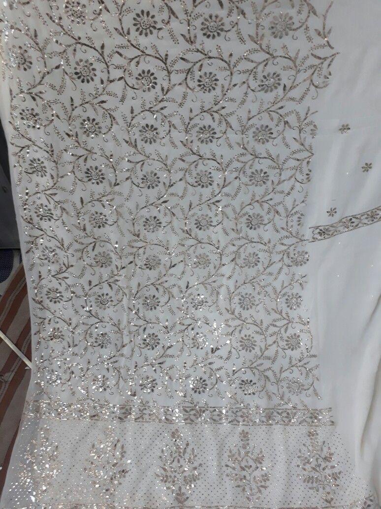 Mukesh suit dupatta  Qumber zari art and muqesh  9889088892
