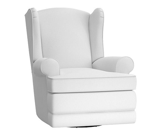 Wingback Swivel Glider Amp Recliner In 2020 Glider