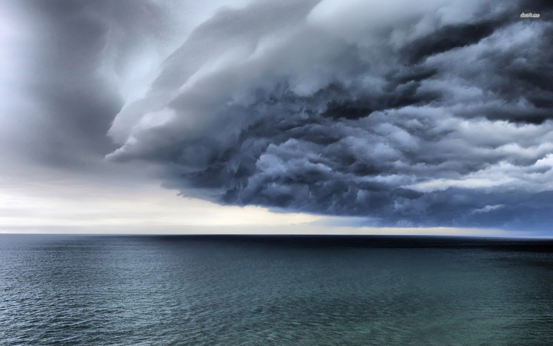 Beach Thunderstorm Wallpaper: Beach Wallpaper : Page 3 : Ellarow.com : Ocean Storm