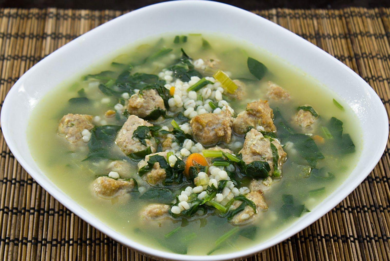 28++ Weight watchers italian wedding soup crock pot info
