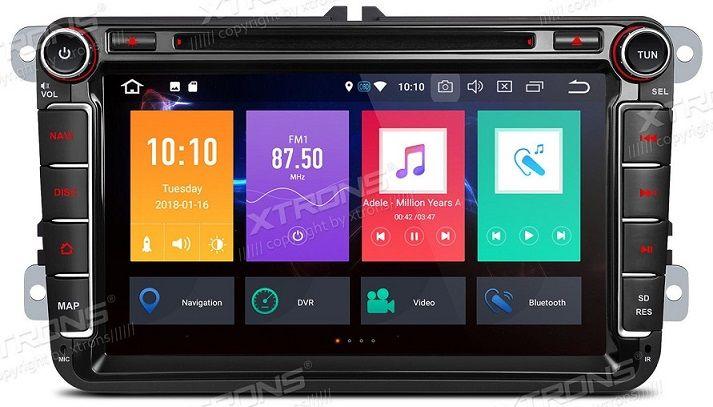 Xtrons Autoradio Mit Android 8 8 Kern Prozessor Unbedingt