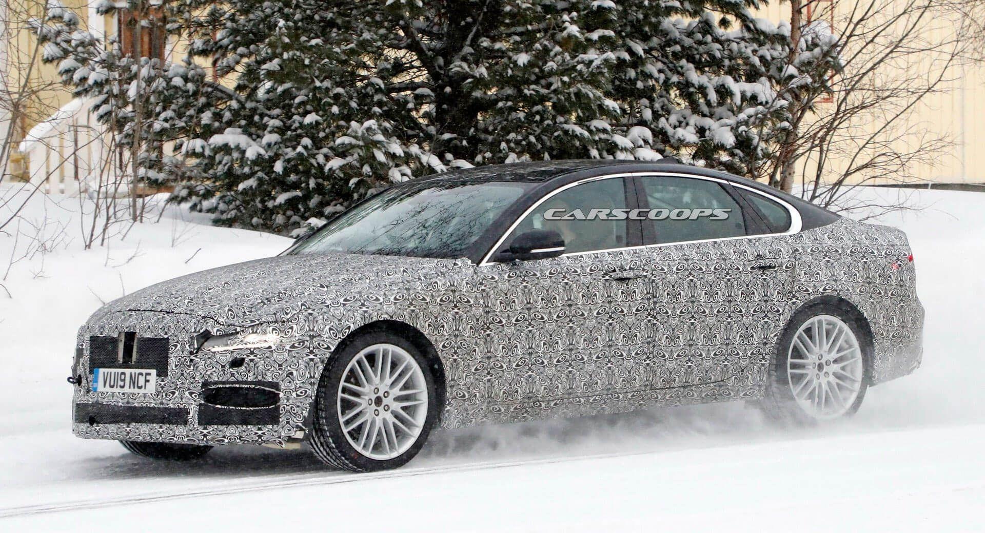 2021 Jaguar Xe Sedan Concept and Review