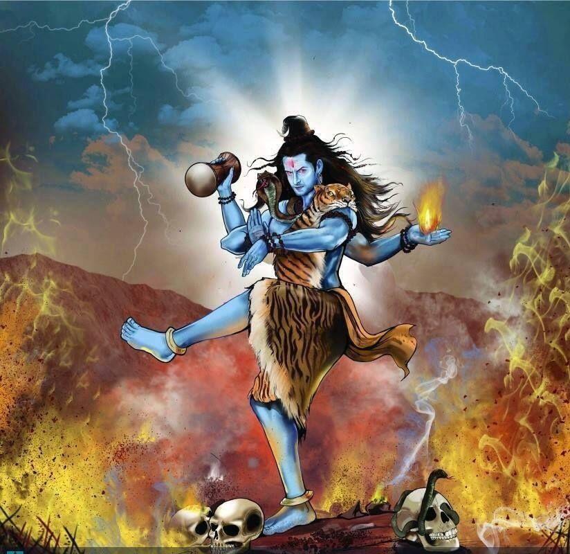Mahadev | Lord shiva, Shiva wallpaper, Shiva tandav