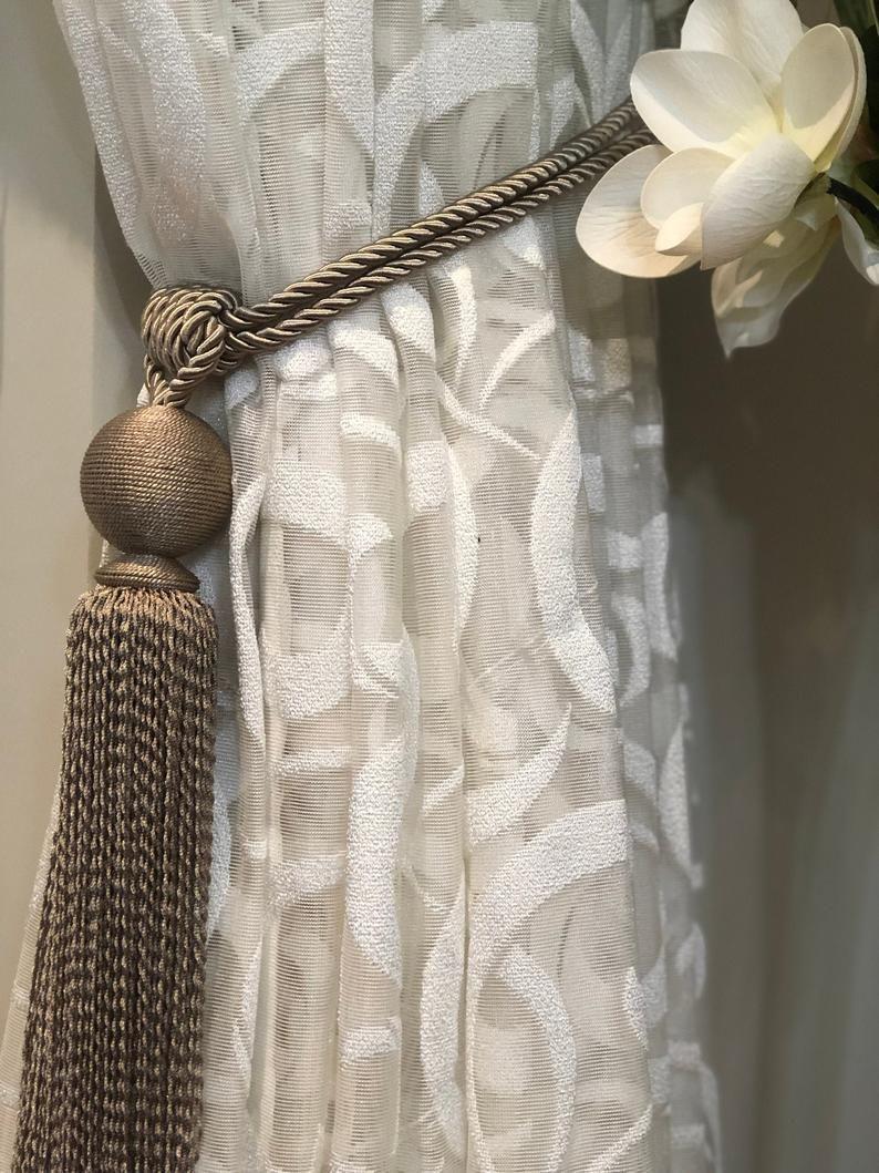 curtain tie backs curtain hold