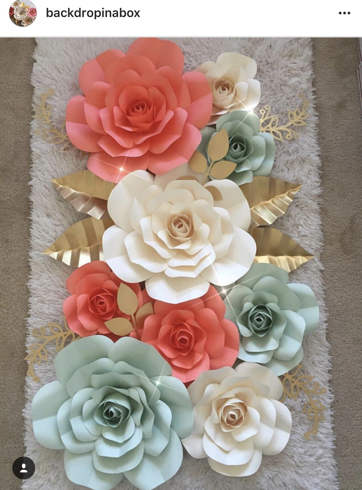 Pin By Whitney Wiley On Paper Flowers Pinterest Paper Flowers