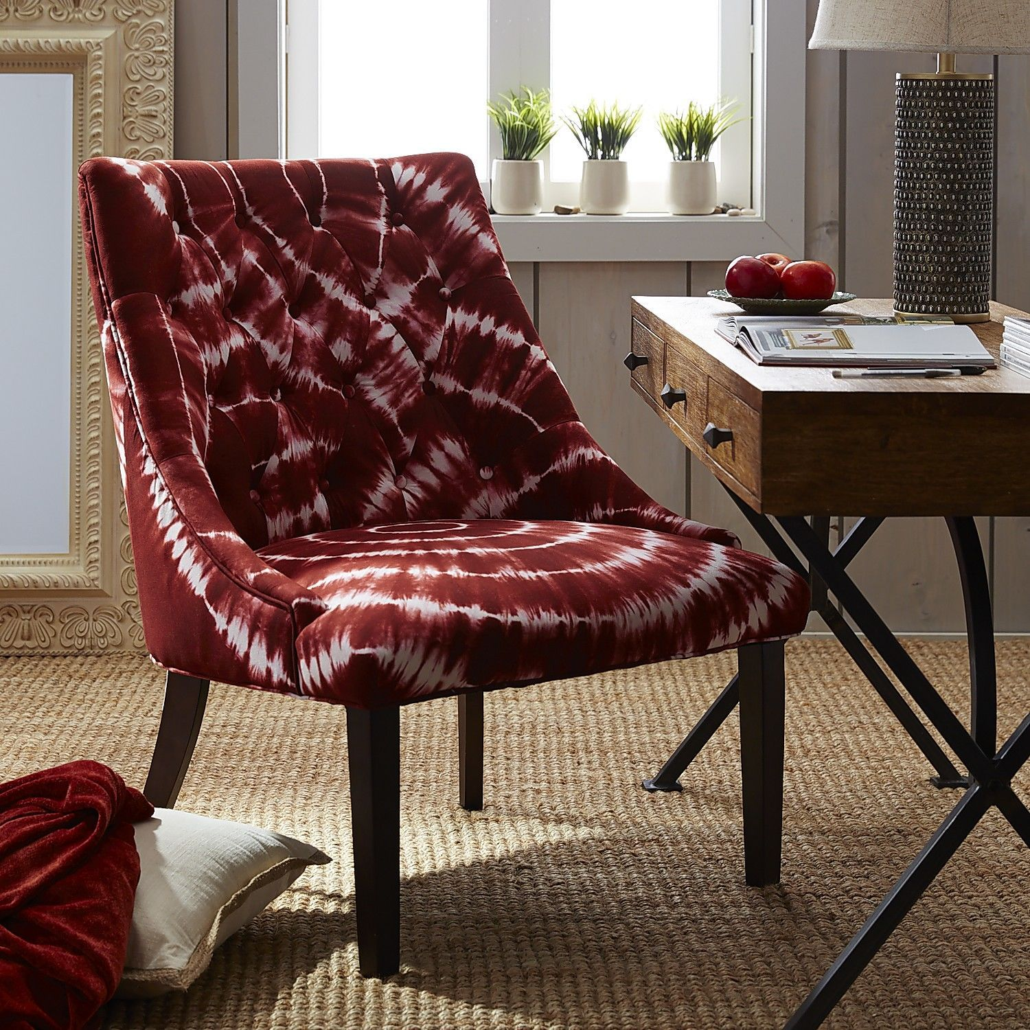 pier 1 living room rugs%0A Adriel Chair  Berry   Pier   Imports