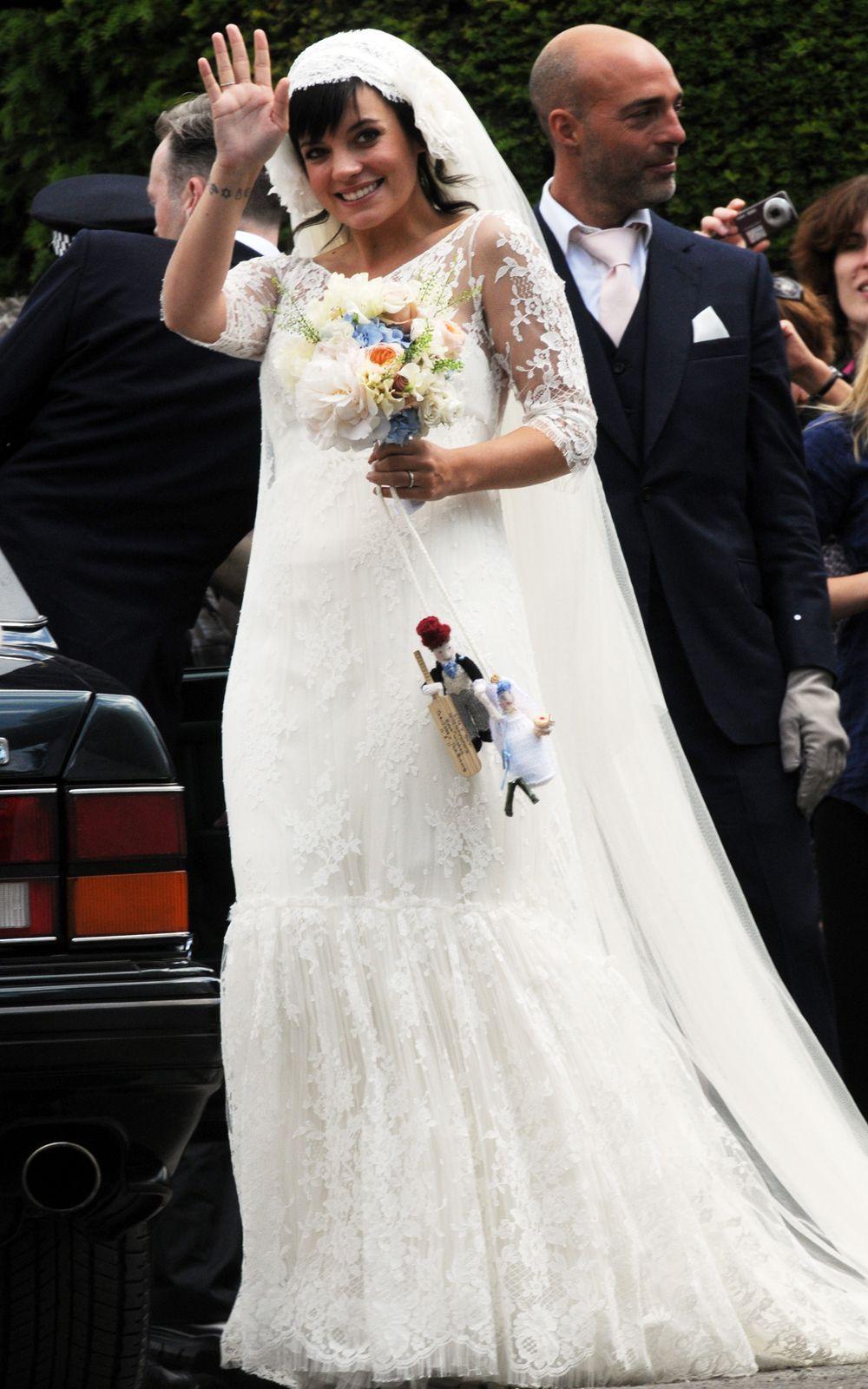 35 of the best celebrity wedding dresses Celebrity