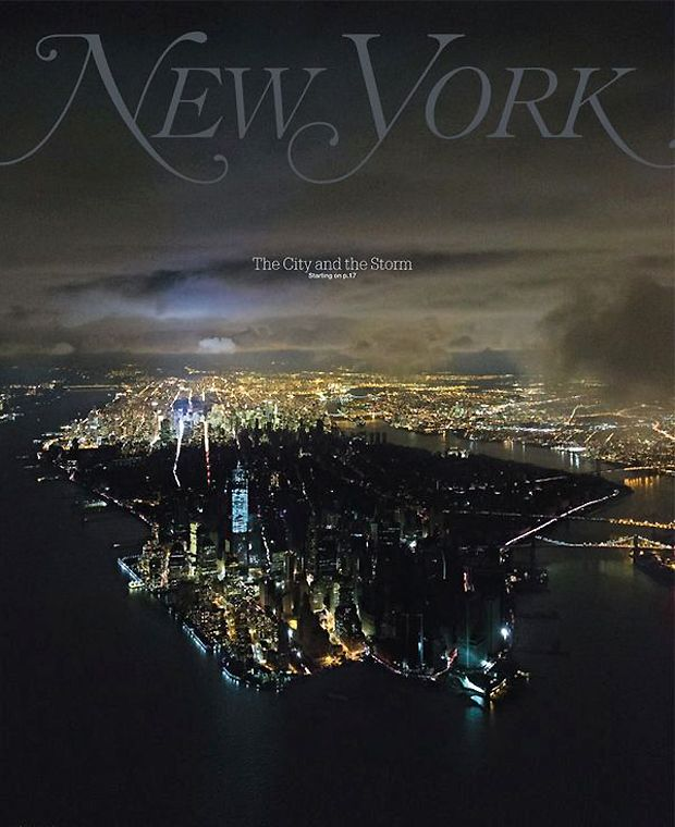 Iwan Baan photographs a powerless New York | Photography
