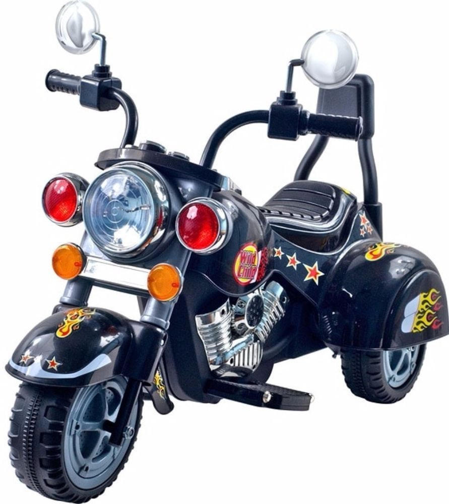 B toys car wheel   Wheel Chopper Outdoor Motorcycle For Kids Battery Powered Ride On