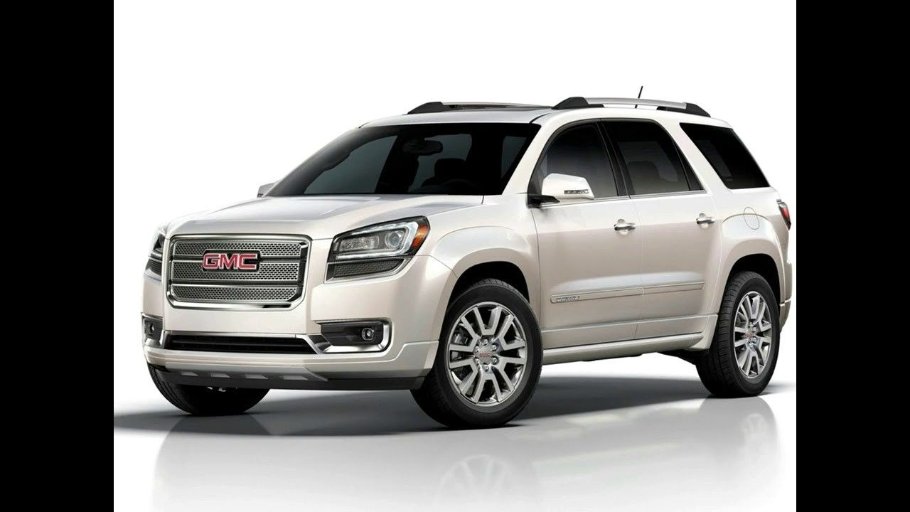 Best 2019 Gmc Acadia Denali Colors Release Date And Specs Acadia