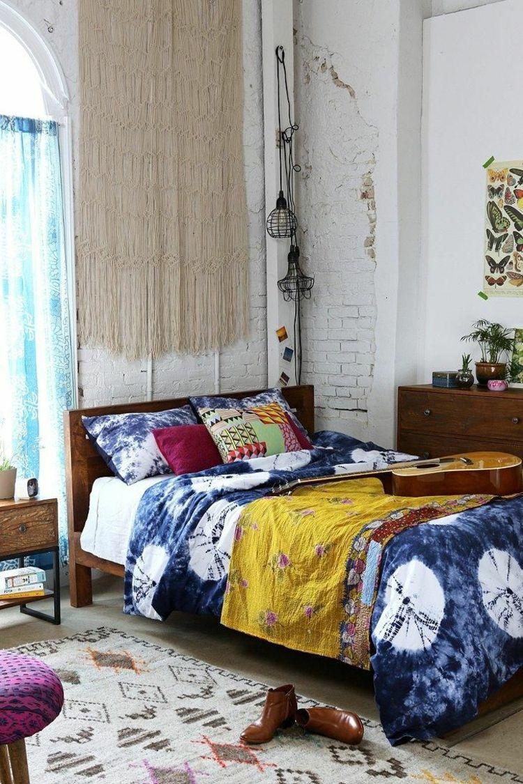Schlafzimmer Deko Ideen Für Die Gestaltung Farben Im