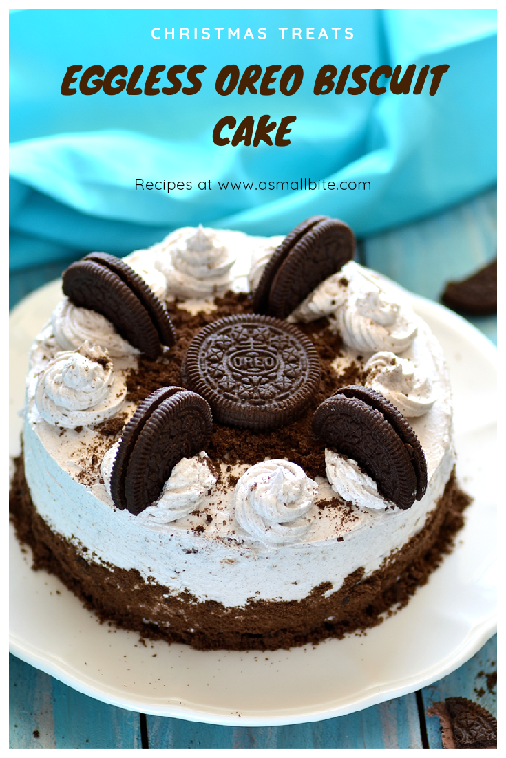 Oreo Cake Recipe Oreo Cake Recipes Oreo Cake Oreo Biscuit Cake