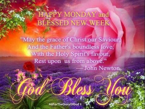Good Morning Monday Quotes Happy Monday God Bless You Monday Good Morning Monday Quotes Good .