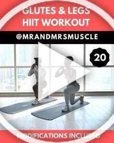 The best leg exercise to add to your HIIT workout routine #legday #exercisefitness #fitness #exercis...